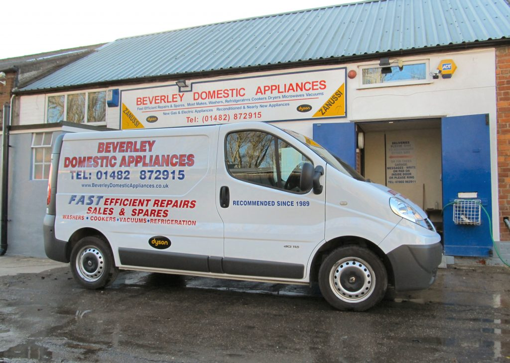 van and premises